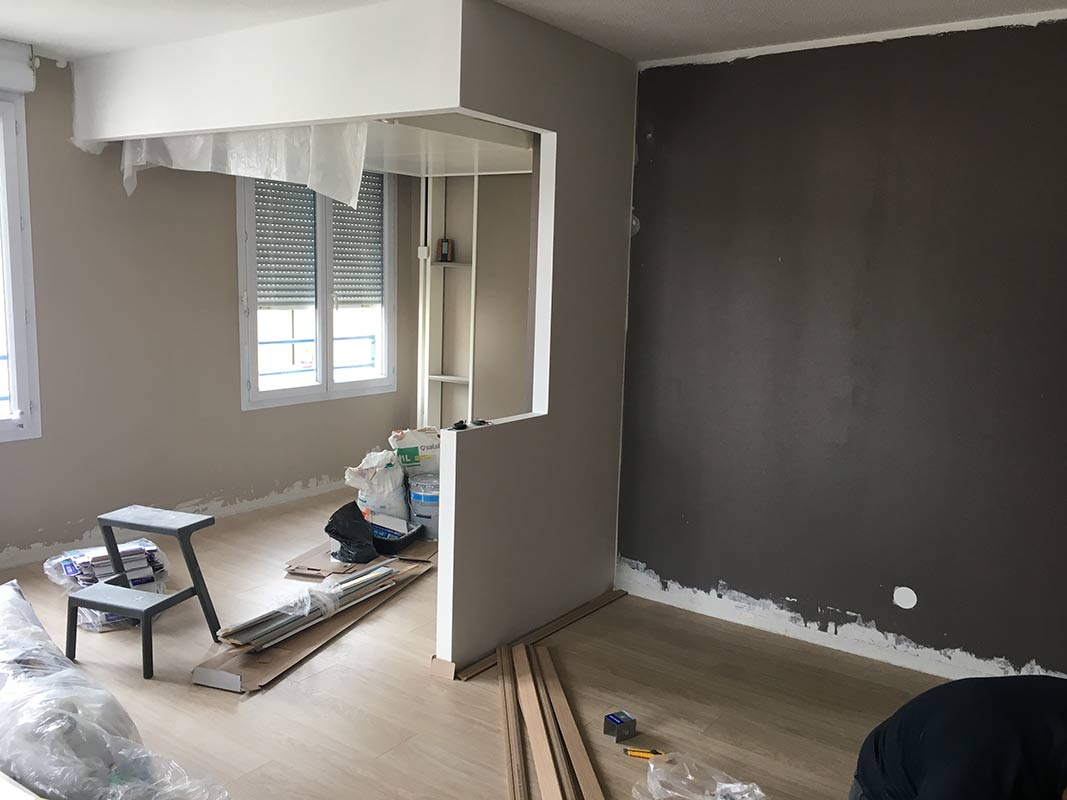 renovation appartement villeurbanne